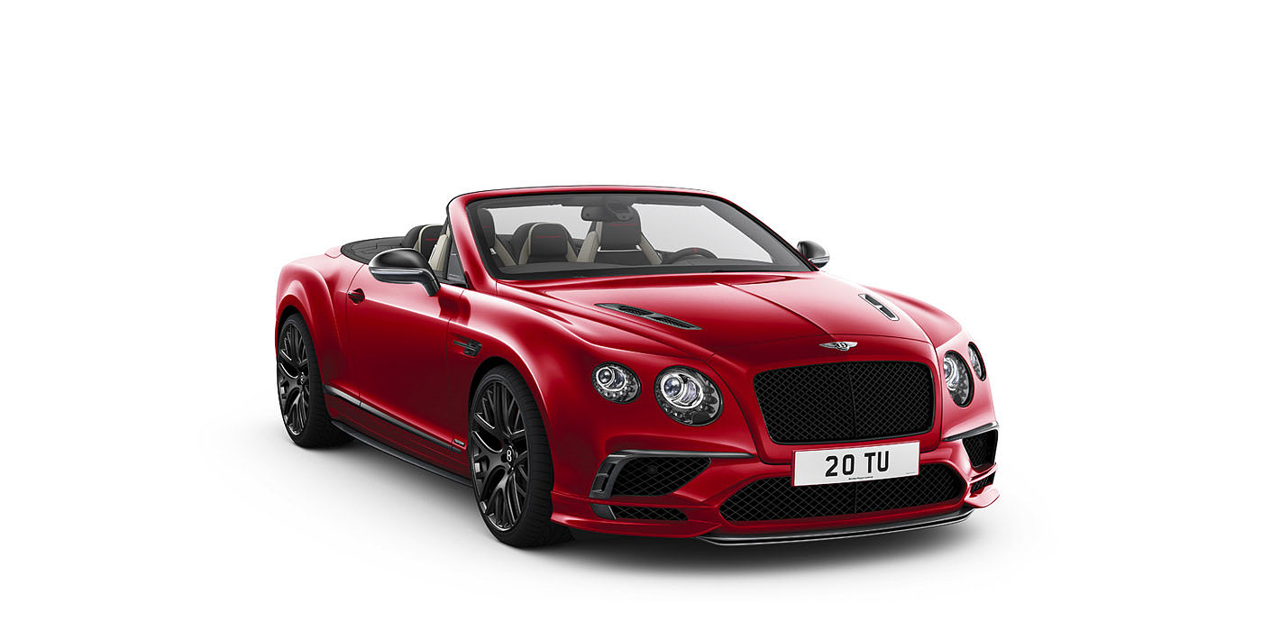 Continental Supersports Convertible
